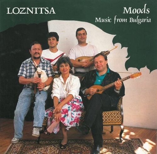 LOZNITSA Moods - Music From Bulgaria Vinyl Record LP Workalb 1991